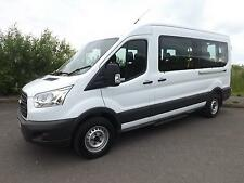 2018 Ford Transit CanDrive 15 Seat No D1 School Minibus Leasing