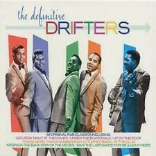 Drifters Definitive 2 CD Best of Original Greatest Hits 58 Tracks 1950s to 70s