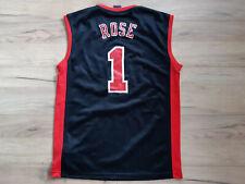 CHICAGO BULLS! ROSE! NBA shirt trikot maglia camiseta kit! 6/6 ! M - adult#