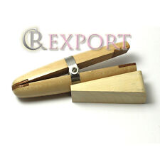 2PC RING CLAMP JEWELERS HAND TOOL-WOOD JEWELRY VISE TOOL HOLDER RING HOLD