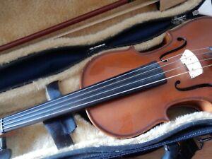 Stentor Violin in Blue Case