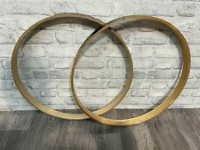 """More details for tama superstar bass drum 22"""" wooden hoops rims hardware tension"""