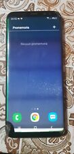 Samsung Galaxy S8+ - 64GB - nero schermo da sostituire.
