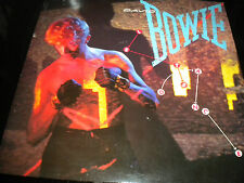 David Bowie - Lets Dance - Vinyl Record LP 33RPM - AML3029 - 1983 - EMI America