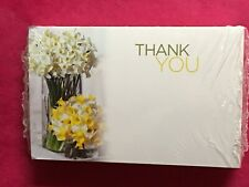 "New Sealed pkg 50ct ""Thank You"" Florist Enclosure Card Tag Ac4886"