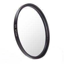 Universal 67mm Neblina Filtro UV Objetivo PROTECTOR Ultra-Violeta para DSLR / DC
