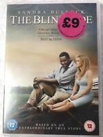 THE BLIND SIDE DVD Sandra Bullock NEW SEALED