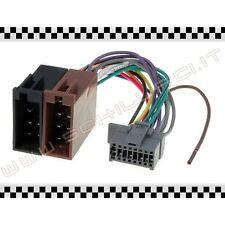 C27 cavo adattatore ISO per autoradio PANASONIC - 16 pin connettore