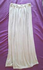 Jupe longue maxi femme beige taille S 36-38