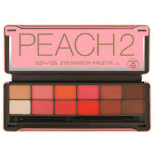 BYS PEACH #2 Eyeshadow Tin Palette 12 Shades,Naked Natural Eye Shadow - Sealed