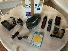 Grundig Video8 Camcorder LC235E Camera Recorder mit Zubehörpaket