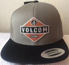 Volcom Men's Cresticle Snapback Hat