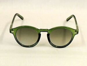 Harlow  Clear green  Sunglasses  1930s 1940s Vintage style  UV400