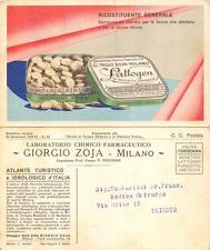 X530) LOTTOGEN RICOSTITUENTE LABORATORIO FARMACEUTICO ZOJA, MILANO.