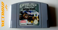 Monster Truck Madness Nintendo 64 Version N64 EUR loose