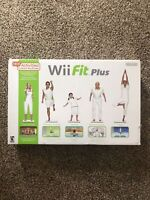 Nintendo Wii Fit Plus w/ Balance Board Open Box Never Used