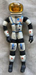 VINTAGE 1966 Mattel Major Matt Mason figure W/helmet & Visor  NICE!!