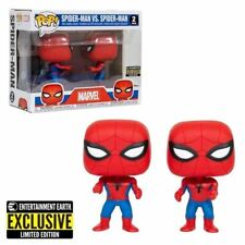Spiderman vs. Spiderman Funko POP!