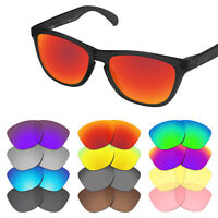 Tintart Replacement Lenses for-Oakley Frogskins OO9013 Sunglasses -Options