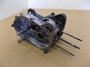1986 86' Yamaha 4-ZINGER 60 YF60 / OEM NICE ENGINE CRANK CASES & OUTPUT SHAFT