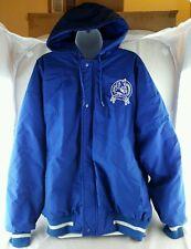 Very htf Vintage Duke Blue Devils Starter winter coat Jacket Zip Size medium