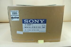 Sony Trinitron 20MP1 M49LCB23X RGB Arcade Retro Replacement screen nr.2