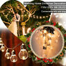 20LED 6M G45 Clear Globe Bulb Fairy String Lights Festoon Lamps Xmas Party Decor