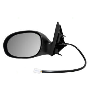 Side Power Mirror for Chrysler Concorde 300M LHS Dodge Intrepid Drivers Textured