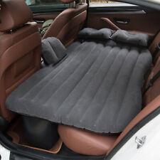Inflatable Car Air Bed Mattress Travel Sleeping Camping Cushion Back Seat Pad