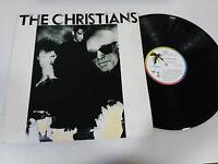 "THE CHRISTIANS DIRECT METAL MASTER LP VINYL 12"" 1987 SPANISH FIRST PRESS G/VG"
