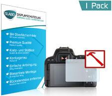"""Slabo PREMIUM Panzerglasfolie für Canon EOS 200D KLAR """"Tempered Glass"""" 9H"""