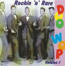 ROCKIN 'n' RARE DOO WOP volume 1 CD early 1950s Rock 'n' Roll DooWop - NEW