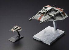 Star Wars Bandai 1/48 & 1/144 Scale Snow Speeder Model Kits #217734