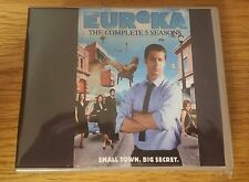 Eureka The Complete Series 18 DVD SCI-FI SYFY SEASONS 1/2/3/4/5