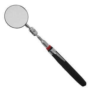 Teleskopspiegel KfZ-Inspektionsspiegel Werkstatt-Spiegel mit Teleskopfunktion