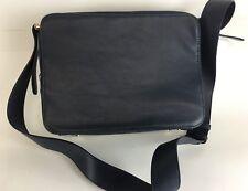 Silence + Noise Womens Purse Crossbody Messenger Bag Blue Zip Vegan New 1324