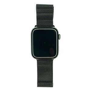 Magnetic Milanese Loop Stainless Steel Watch Band For Apple Series 1/2/3/4/5 New