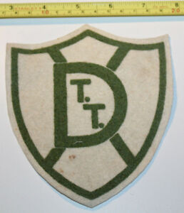 D. Teen Town Canada Youth Leads Vintage Patch Badge