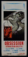 Cartel Obsession Historia Por Un Crimen De Vendeuil Saltel Sauvion Frankeur N11