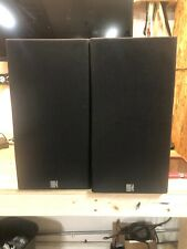 KEF C55 bookshelf speakers SP3094 vintage audiophile