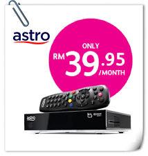 ASTRO BASIC FAMILY PACK / CHUEN MIN PACK over 40 channels
