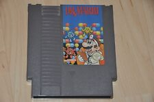 Nintendo NES juego módulo-Dr. mario-Tetris Super Mario