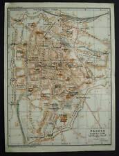 Antica=Topografica=PADOVA_VENETO= Scala1:17000.1907..