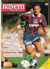 Bayern Magazin 3/47 , Bayern München - SC Freiburg , 09.09.1995