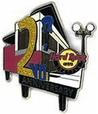 Hard Rock Cafe SEATTLE 2012 2nd Anniversary PIN Cafe Facade - HRC Catalog #66420