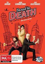Bored To Death : Season 2 (DVD, 2011, 2-Disc Set)