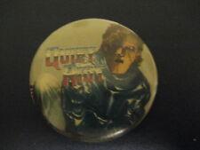 Quiet Riot-Mental Health-Large Pin Badge-80's Vintage-Rare