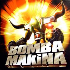 BOMBA MAKINA 33 Tours FR Press