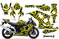 SUZUKI GSXR GSX 600 750 2004-2005 GRAPHIC KITS CREATORX DECALS STICKERS TZY