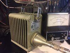 bird TERMALINE COAXIAL RESISTOR 81B DUMMY LOAD, 80 WATTham radio